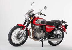 В Чехии выпустили обновленную версию мотоцикла Jawa 350 OHC