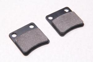 Колодки тормозные дисковые тип№12 (42х43 посадочные отверстия 28мм широкая накладка) TTR125,DIO,TACT,ATV,GY6 (139QMB/152QMI/157QMJ)