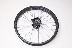 Колесо TTR110, TTR125,KAYO125 переднее  R17 1.8-17 (под ось D15 мм.дисковый тормоз)