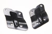 Кронштейны крепления глушителя короткие (правый,левый) для Ява 350 модель 638-639-640 (Чехия)