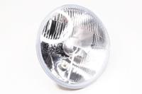 Оптика фары (параболический отражатель со стеклянной линзой) для Ява 350 модель 634-638-639 (Польша)