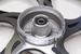 Диск колеса задний 17 x 1.40 для Альфа,Дельта,Актив,Зодиак,Динго и д.р.(барабанный тормоз,литой,усиленный,без покрышки)