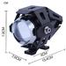 Светодиодная фара для мотоцикла (Водонепроницаемый фонарь с большой мощностью) на дуги мотоцикла в защитном корпусе