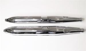 """Глушители для Ява 350-250 модель 360-559-353 """"Сигара"""""""