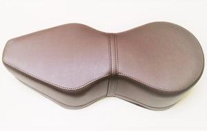 """Сиденье """"гитара"""" светло-коричневая для  Ява 350-250 модель 360-559-353 (Чехия)"""