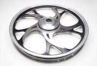 Диск колеса передний 17 x 1.40 для Альфа,Дельта,Актив,Зодиак,Динго и д.р.(барабанный тормоз,литой,усиленный)