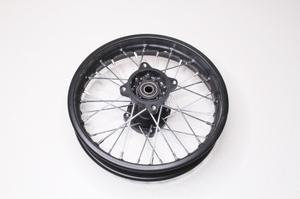 Колесо TTR110, TTR125,KAYO125 заднее R12 1.60-12 (под ось D15 мм.дисковый тормоз)