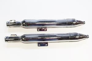 Глушители для Ява и CZ 175 модель 356 (Чехия)