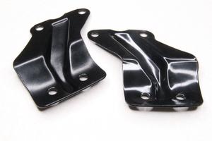 Кронштейны крепления глушителя (правый,левый) для Ява 350 модель 638-634 (Чехия)