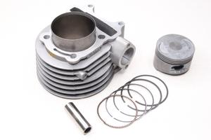 Цилиндро-поршневая группа в сборе 4T двиг. 152QMI 125cc d-52,4(заводской Китай)