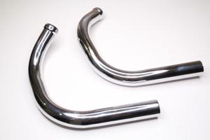 Приемная труба глушителя для Ява 350 модель 638 (Польша)