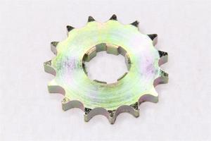 Звезда ведущая (15 зубов) для Ява 350 модель 638-634-639-640 (Тайвань)