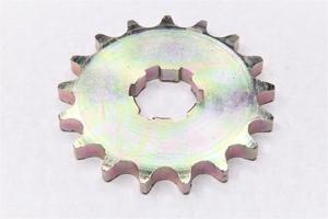 Звезда ведущая (17 зубов) для Ява 350 модель 638-634-639-640 (Тайвань)