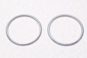 Уплотнительное кольцо выхлопной трубы,алюминий для Ява 250-350 модель 360-559-353-634 (Чехия)