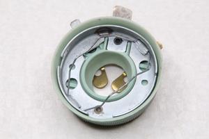 Патрон лампы пластик для Ява 350-250 модель 360-559-353 (Чехия)