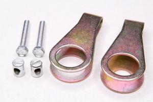 Натяжители цепи левый+правый для Ява 350 модель 634-638-639-640