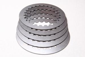 Диски сцепления промежуточные(металл) для Ява 350 модель 638-639-640 (Чехия)-5шт