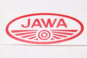Наклейка с логотипом Ява 97x49мм для Ява 250-350 модель 360-559-353-638-634-639-640 (Чехия)