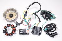 Комплект CDI зажигания для Ява 350 модель 360-634 (12v-140w)