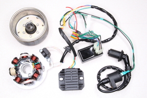 Комплект CDI зажигания для Ява 250 модель 353-559 (12v-140w)