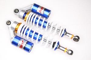 Амортизатор задний регулируемый,газомасленный с подкачкой длина 340 мм