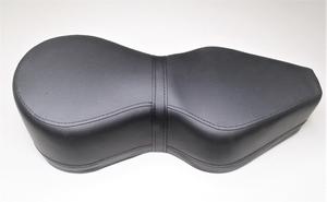 """Сиденье """"гитара"""" черное для  Ява 350-250 модель 360-559-353 (Чехия)"""