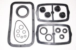 Набор резиновых деталей (набор сальников) для двигателя Днепр(Мт)