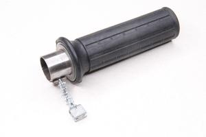 Ручка газа (нового образца в сборе, с цепочкой) Урал-Днепр(Мт)