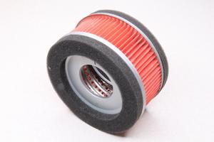 Элемент воздушного фильтра для скутера (круглый)