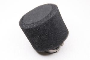 Фильтр воздушный нулевого сопротивления 42мм (паролон,черный)