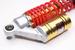 Амортизатор задний регулируемый, газомасленный с подкачкой (длина 330мм.по осям)