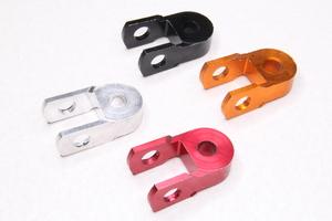 Удлинители амортизатора для скутера 3см, 10мм (черный,красный,желтый,серебро)