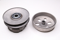 Вариатор задний (сцепление) в сборе 4T 152QMI, 157QMJ 125-150cc