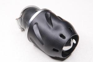Фильтр воздушный нулевого сопротивления 39-42мм (пуля,черная)