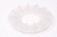 Крыльчатка щеки вариатора скутер 4T 50-80 куб.см.139QMB (пластмасса)