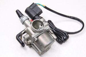 Карбюратор скутера Honda Tact AF-09/16/24,AF24E Pal AF-17, (AF05E) (диффузор d-14mm)