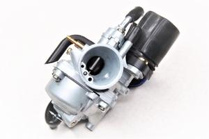 Карбюратор скутера 2Т Yamaha Jog 50-90см3 3KJ,3WF,3VR (диффузор d-19mm)