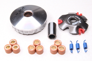 Вариатор передний комплект (тюнинг) для скутеров китайского производства 4х.т. GY 50-60-70-80-100куб.см