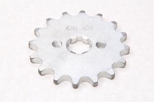 Звезда ведущая Альфа-Дельта-Зодиак 139FMB (16 зубов, 420 шаг,посадочное отверстие17 мм)