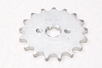 Звезда ведущая Альфа-Дельта-Зодиак 139FMB (17 зубов, 420 шаг,посадочное отверстие17 мм)