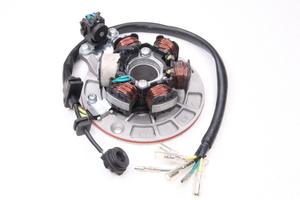 Статор генератора питбайк cq124-1  140cc