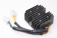 Реле регулятор напряжения (3 фазы) 7 проводов 125-150 куб.см. GY6 152QMI,157QMJ,ATV150