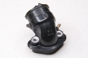 Патрубок карбюратора скутер 4-х тактн. 153QMI, 158QMJ STELS 125/150 куб.см.(коллектор впускной d22 мм)