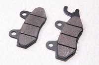 Колодки тормозные дисковые тип№8 (ухо правое) (77x40x8,8 mm / 96,6x40x8,8 mm)