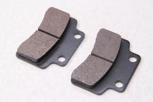 Колодки тормозные дисковые тип№16 Stels Tactic, Vortex, Skif, Leader, Arrow (60,2x44,1x9,1 mm)