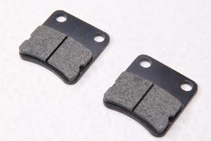 Колодки тормозные дисковые тип№11 DIO,TACT,(41х43 посадочные отверстия 28мм)