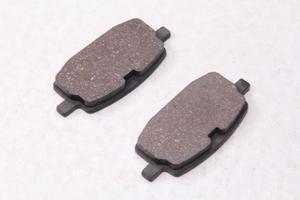 Колодки тормозные дисковые тип№17 Yamaha Jog/Axis, Wind (Viper) (61x27x7,3 мм) стар.обр.