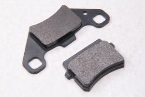 Колодки тормозные дисковые тип№4 ATV150-200U Передние (85х68х8мм/48х32х9мм)