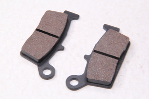 Колодки тормозные дисковые тип№14 Honda LEAD 90, TH90, XF90 (75x36x9,7 mm) передние