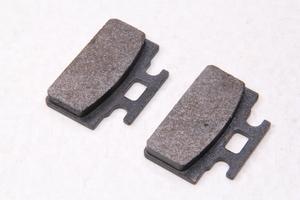 Колодки тормозные дисковые тип№19 Honda Lead SS (52х38х7,5)